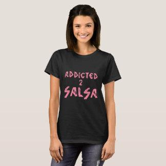 GEWIJDE t-shirt 2 SALSA voor om het even welke
