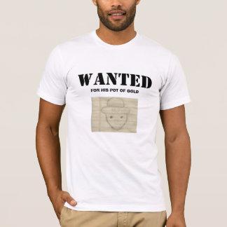 Gewild: voor zijn pot van goud t shirt