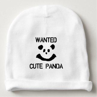 GEWILDE Leuke Panda Baby Mutsje