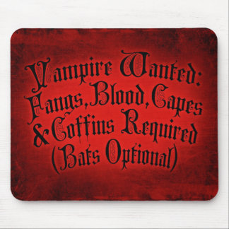 Gewilde vampier muismat