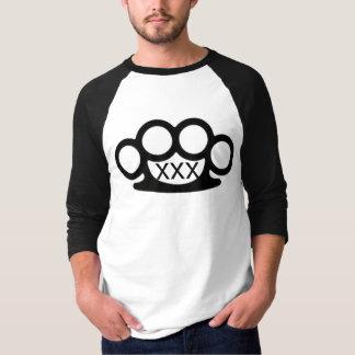 Gewricht XXX van het messing T Shirt