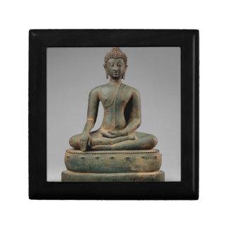 Gezette Boedha - Thailand Decoratiedoosje