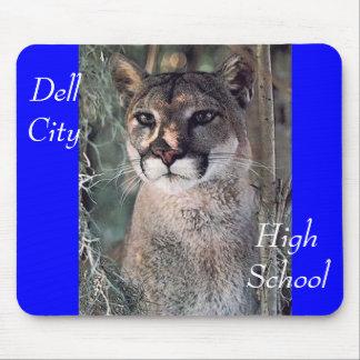 gezette poema, de Stad van Dell, Middelbare school Muismatten