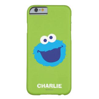 Gezicht | van het Monster van het koekje voegt Uw Barely There iPhone 6 Hoesje