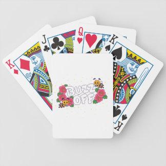 Gezoem weg poker kaarten