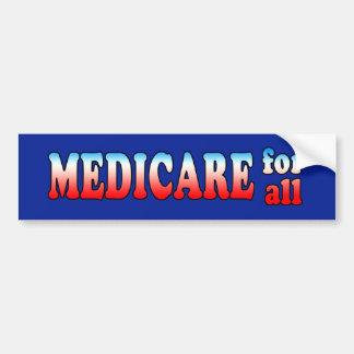 Gezondheidszorg voor bejaarden voor Al Sticker van