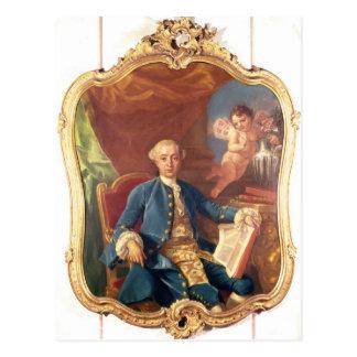Giacomo Casanova Briefkaart