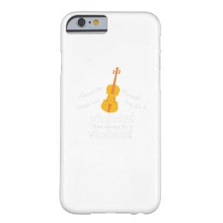 GIF van de Speler van de viool u kan een Violist Barely There iPhone 6 Hoesje