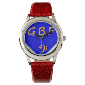 Gift Ontworpen horloge LGBT voor Vrolijke