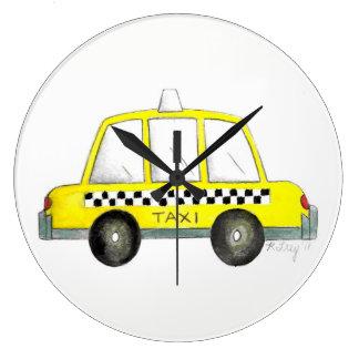 Gift van de Cabine van de Stad van de taxi NYC de Grote Klok