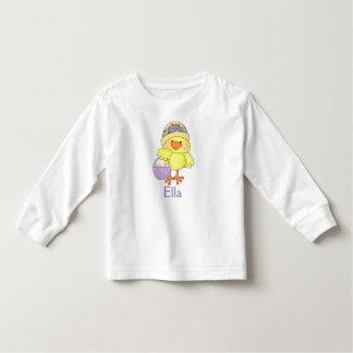 Giften van het Baby van Ella de Gepersonaliseerde Kinder Shirts