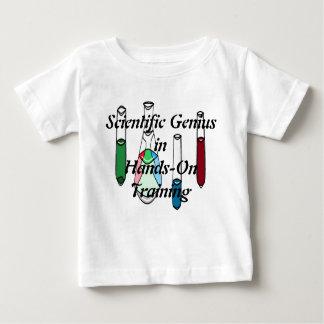 Giften van het Onderwijs van de Wetenschappers van Baby T Shirts