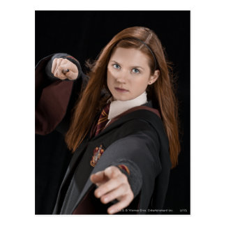 Ginny Weasley Briefkaart