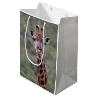 Giraf Headshot Medium Cadeauzakje