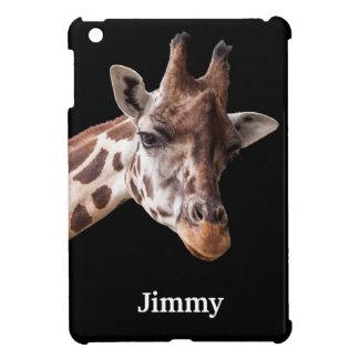Giraf - het Gepersonaliseerde MiniHoesje van de Hoesjes Voor iPad Mini