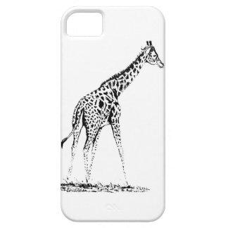 Giraf I telefoonhoesje Barely There iPhone 5 Hoesje