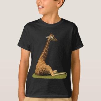 Giraf op Gras T Shirt