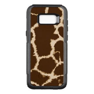 Giraf OtterBox Commuter Samsung Galaxy S8+ Hoesje