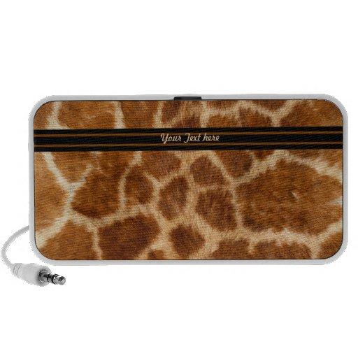 Giraf iPod Speakers