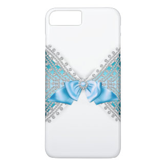 Girly jewell schittert booghoesje 	iPhone 8/7 plus hoesje