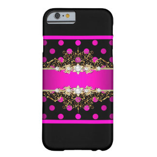 Girly jewell & stiphoesje barely there iPhone 6 hoesje