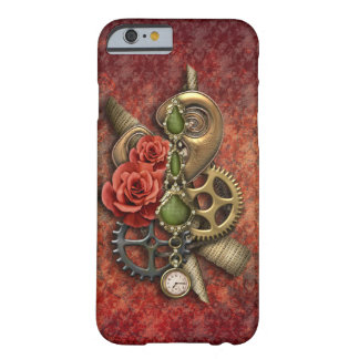 Girly Steampunk met Vintage Juwelen Barely There iPhone 6 Hoesje