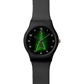 Gitaar in het Groene Horloge van Vlammen May28th