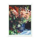 Gladioli in het schilderen van Pierre Auguste Reno Canvas Prints