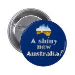Glanzend Nieuw Australië Buttons