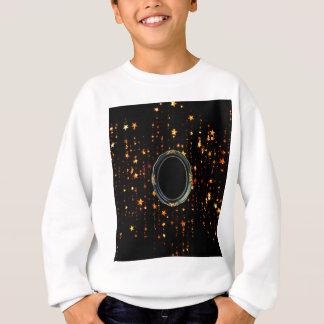 glanzende sterren trui