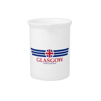 Glasgow Bier Pitcher