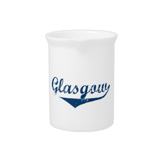 Glasgow Drink Pitcher