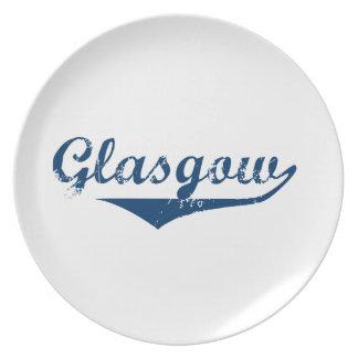 Glasgow Melamine+bord