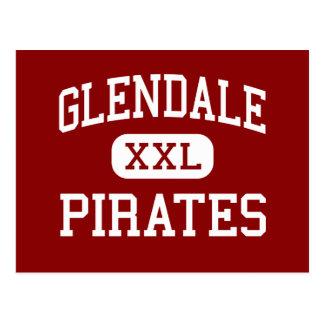 Glendale - Piraten - Middelbare school - Glendale Briefkaart