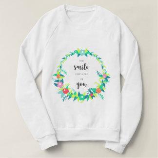 Glimlach Dames Sweater