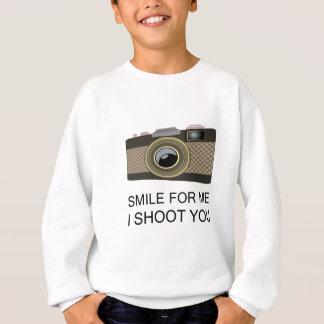 Glimlach voor me trui