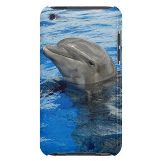 Glimlachende Dolfijn iPod Touch Hoesje