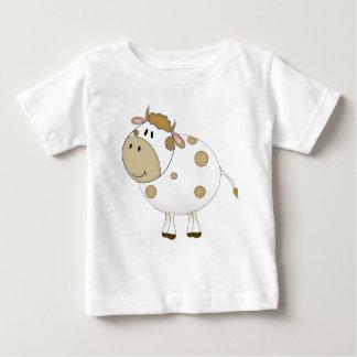 Glimlachende Koe Baby T Shirts
