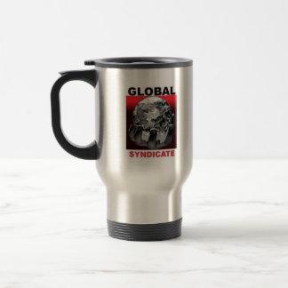 Globale de reismok van de Publicaties van In een Reisbeker
