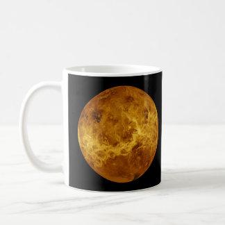 Globale Oppervlakte van het Venus van de Planeet Koffiemok