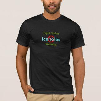 Globale strijd Verwarmend Geen T-shirt Iceholes