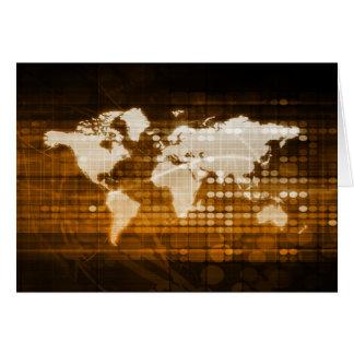 Globale Toegang van de Oplossingen van de Dienst Kaart