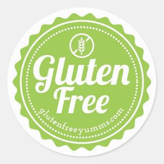 Gluten Vrij met de Groene Stickers van het