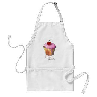 Gluten-vrije Schort Cupcake