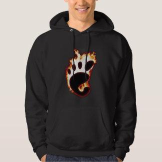 Gnoom op brand hoodie