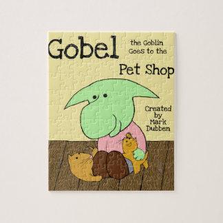 Gobel de Kobold gaat naar het Raadsel van de Foto Puzzels