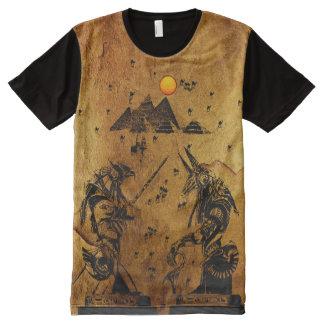 GODEN VAN EGYPTE All-Over-Print T-SHIRT