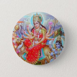 Godin Durga Ji Ronde Button 5,7 Cm