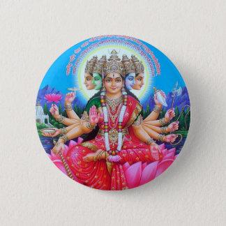 Godin Gayatri Devi Ronde Button 5,7 Cm
