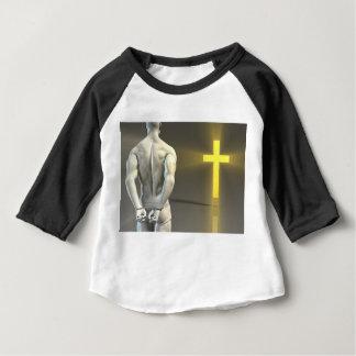Godsdienstige Transformatie aan Christendom Baby T Shirts